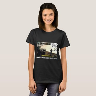 The Ultimate Rally movie Jeep Master race shirt
