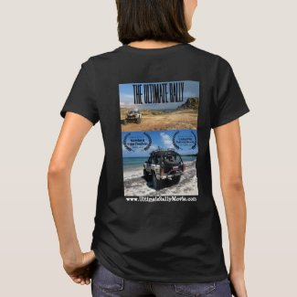 The Ultimate Rally movie Mex-I-Can Jeep race shirt