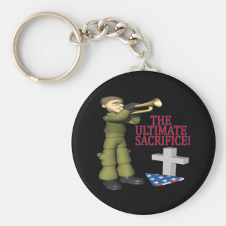 The Ultimate Sacrifice Key Chain