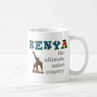 The Ultimate Safari Country Coffee Mug