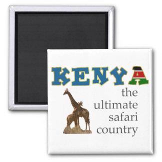 The Ultimate Safari Country Magnet