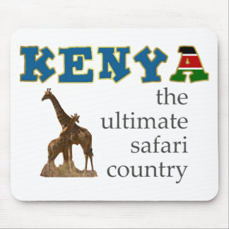 The Ultimate Safari Country Mouse Pad