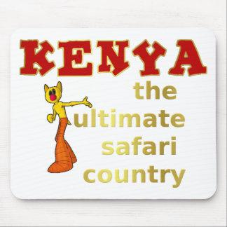 The Ultimate Safari Country Mousepads