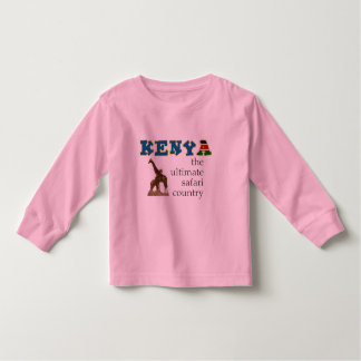 The Ultimate Safari Country Toddler T-shirt