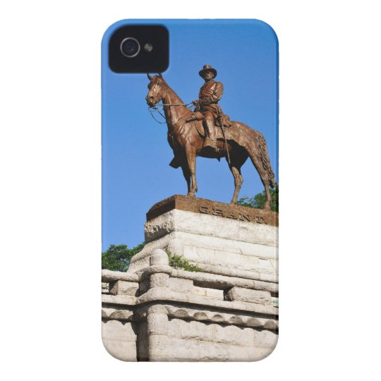The Ulysses S. Grant statue atop the Grant iPhone 4 Case