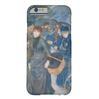 The Umbrellas by Pierre-Auguste Renoir (1881-86) Barely There iPhone 6 Case