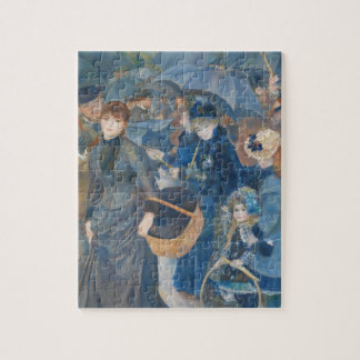 The Umbrellas by Pierre-Auguste Renoir (1881-86) Puzzle