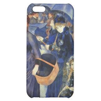 The umbrellas by Pierre Renoir Case For iPhone 5C