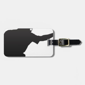 The Umpire Luggage Tag