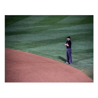 The Umpire Postcard