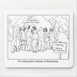 The Unbearable Likeness of Beekeeping - Mousepad