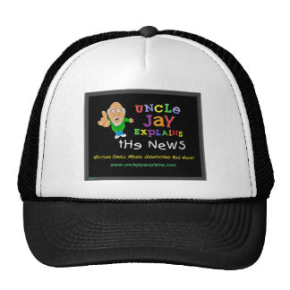 The Uncle Jay Hat! Trucker Hat