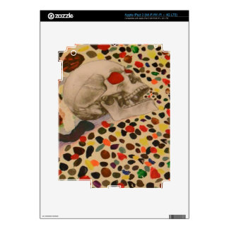 The Undead Last Cough iPad 3 Skins