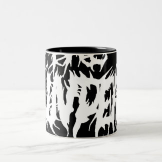 "The Undead ""Mug"" Two-Tone Coffee Mug"
