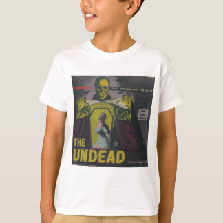 The Undead Zombie Movie T-Shirt