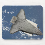 The underside of space shuttle Discovery 2 Mouse Pad
