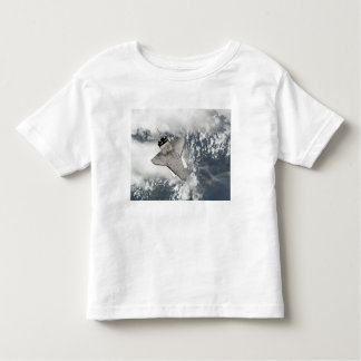 The underside of space shuttle Discovery Toddler T-shirt