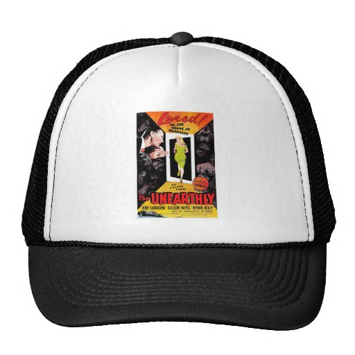 The Unearthly Mesh Hats