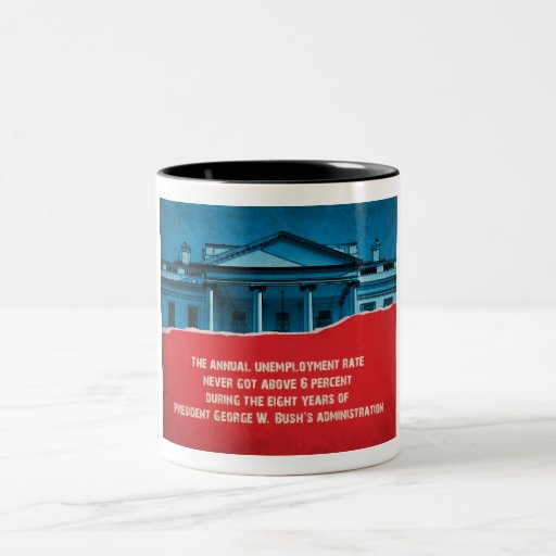 The Unemployment Rate Coffee Mug