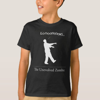The Unevolved Zombie T-Shirt