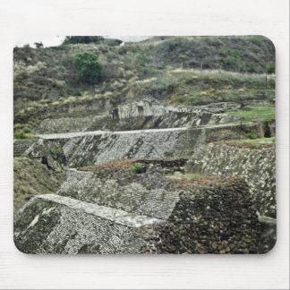 The Unexcavated Great Pyramid Cholula Mousepad