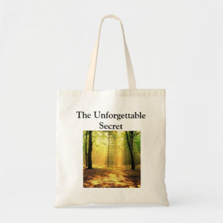 the unforgettable secret tote bags