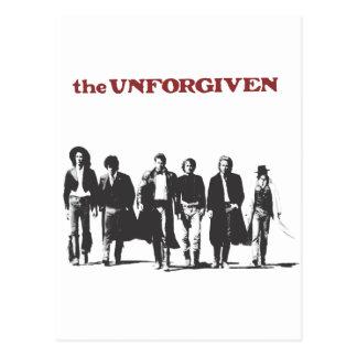 The Unforgiven Postcards