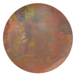The Unforming Star Dinner Plate