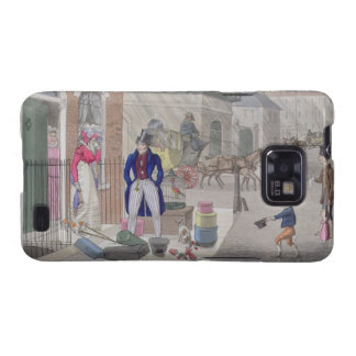 The Unfortunate Discovery, from 'Fashionable Bores Samsung Galaxy SII Cover