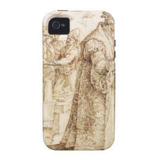 The Unhappy Lot of the Rich Maerten van Heemskerck iPhone 4/4S Case