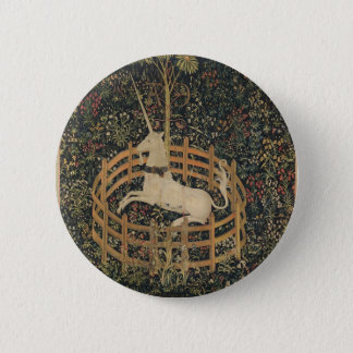 The Unicorn in Captivity Button
