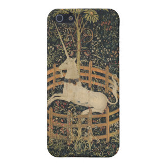 The Unicorn in Captivity Cover For iPhone SE/5/5s