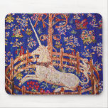 """The Unicorn in Captivity"" Mouse Pad"