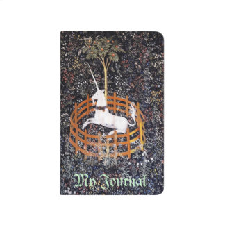 The Unicorn in Captivity Personal Pocket Journal