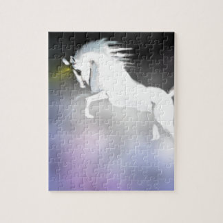 The Unicorn in the Mist Jigsaw Puzzle