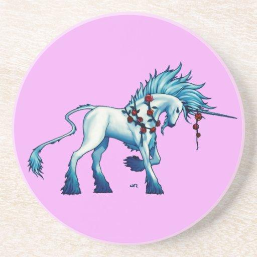 The Unicorn Lord Drink Coasters
