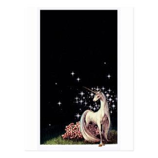 The Unicorn Postcard