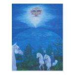 The Unicorn Returns JPG Post Cards