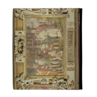 The Unification of the State detail of decorative iPad Folio Cover