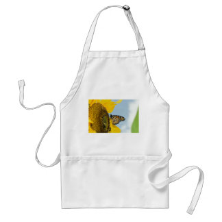 the unimportance of being busy adult apron