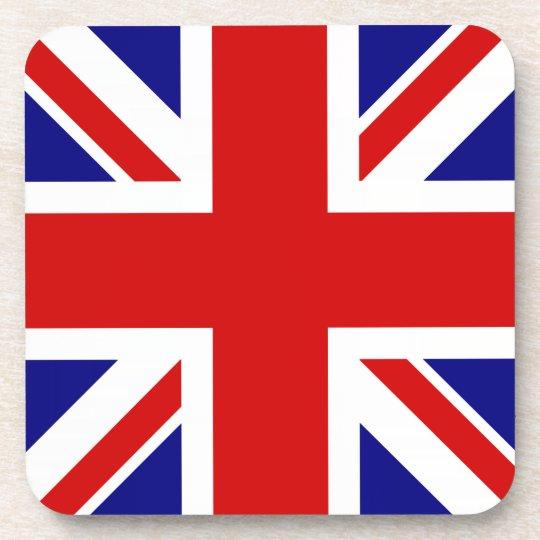 The Union Jack Flag Coaster