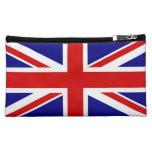 The Union Jack Flag Cosmetic Bags
