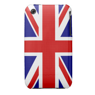 The Union Jack Flag iPhone 3 Case-Mate Case