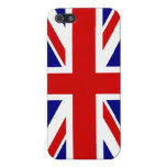 The Union Jack Flag iPhone 5 Covers