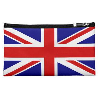 The Union Jack Flag Makeup Bag