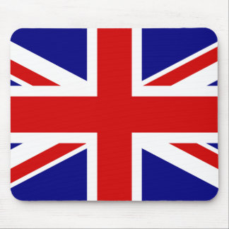 The Union Jack Flag Mouse Pad