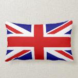 The Union Jack Flag Pillows