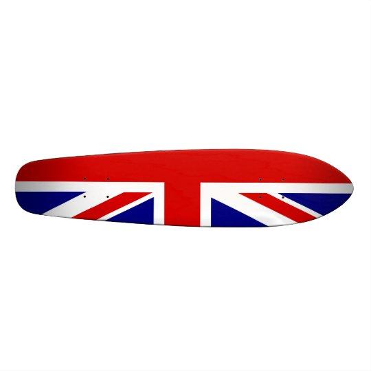 The Union Jack Flag Skateboard
