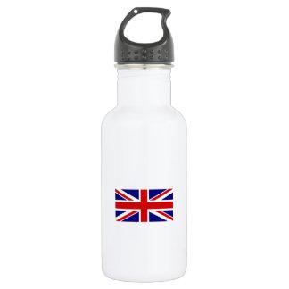 The Union Jack Flag Water Bottle