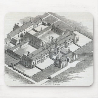 The Union Workhouse to be erected at Mouse Pad